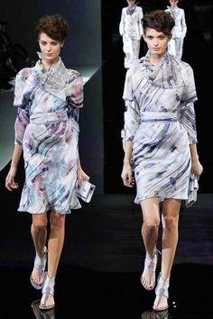 Milan Fashion Week, SS '14, Giorgio Armani