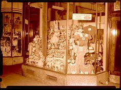 13 1944 Newberrys Store Interior Exterior Photo Negatives | eBay