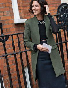 Street Style, London, LFW, Yasmin Sewell, Luxury Fashion