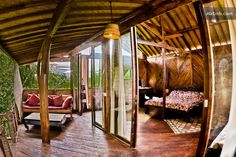 Tree house, charming hideaway... in Kuta, Bali Indonesia. I want to go! $63/night!