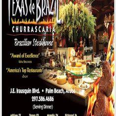 Restaurants in Aruba - Texas de Brazil