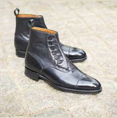 Shop for everything but the ordinary. More than sellers offering you a vibrant collection of fashion, collectibles, home decor, and more. Dress With Boots, Dress Shoes, Stylish Shoes For Men, Mens Boots Fashion, Fashion Edgy, Simple Shoes, Custom Design Shoes, Casual Boots, Shoe Boots