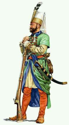 - Jenizaro .Imperio Otomano ./tcc/