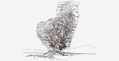 Eco Tower, Architectural design by Sir Peter Cook and Gavin Robotham,CRAB Peter Cook, Moth, Architecture Design, Tower, Bird, Drawings, Murcia, Scribble, Animals