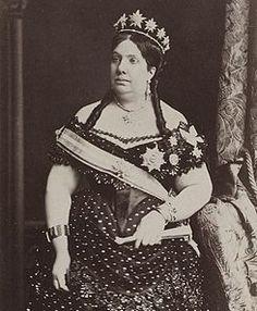 Isabel II de Espanha – Wikipédia, a enciclopédia livre