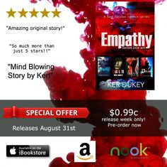 **SPECIAL OFFER** Empathy Series by Ker Dukey - She Tho...
