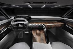 Concept Peugeot Exalt : plus d'images