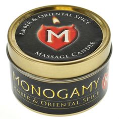 Monogamy Amber and Oriental Large Candle http://www.lovebuzzz.com/fun-and-games/love-zone/Monogamy-Amber-and-Oriental-Large-Candle-65g