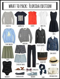 Here is Florida Outfit Ideas for you. Florida Outfit Ideas packing list for winter in florida winter in florida. Florida Outfits, Beach Vacation Outfits, Florida Fashion, Florida Vacation, Vacation Packing, Travel Outfits, Travel Packing, Travel Checklist, Travel Fashion