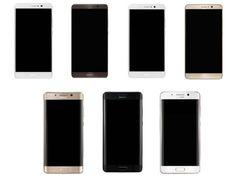 تسريبات: هواوي تطلق نموذج من هاتف Mate 9 مع شاشة منحنية