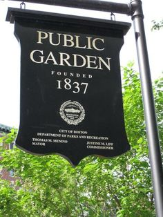 Photos of Boston Public Garden - Boston, MA. Boston Public Garden, Garden Photos, North Shore, New Hampshire, New England, Places Ive Been, Countries, Fun Stuff, Cities