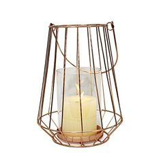 Joveco Metal Cage Style Candle Holder Stand Joveco…