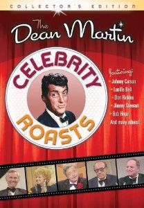 Amazon.com: Dean Martin Celebrity Roast-Collectors Edition: Dean Martin, Johnny Carson, Bob Hope, Lucille Ball, Don Rickles, Jackie Gleason,...