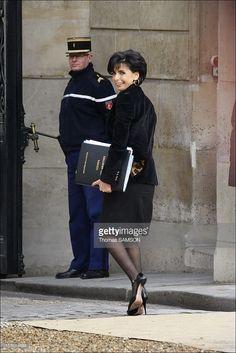 Photo d'actualité : Rachida Dati at the Minister Council 5 days after...