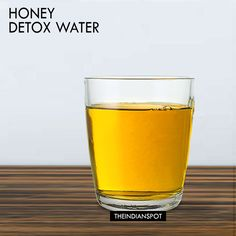 DETOX HONEY WATER - EARLY MORNING DRINK
