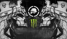 Monster Energy Wallpaper Metal Mulisha, Rock Style, Rock Chic, Custom Paint Motorcycle, Junior Fashion, Monster Energy, Wallpaper Pictures, Psychobilly, Iron Maiden