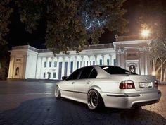BMW E39 M5. Best M car ever