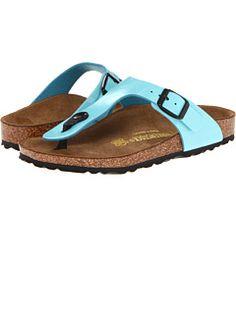 Birkenstock sandals. I love these