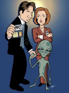 Japanese Ghost presents... Classic X-Files