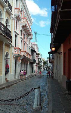 Calle Del Cristo, Viejo San Juan