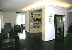 Interior design - Milan - Black and white - Dotti Interior Decoration