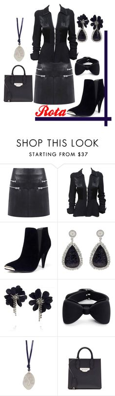 """""""rota"""" by rellenj ❤ liked on Polyvore featuring moda, Walter Baker, Ossie Clark, Glamorous, Vanilo, Lanvin, Marc by Marc Jacobs e Balenciaga"""