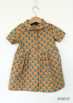 Oekeboeleke: FREE pattern - Lucy Dress (size 80-116)