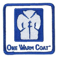 GSNorCal One Warm Coat Patch
