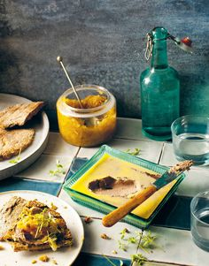 Pâté, fennel jam & hazelnuts recipe from The New Nordic by Simon Bajada | Cooked