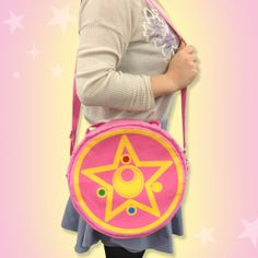 Sailor Moon Crystal Star Bag