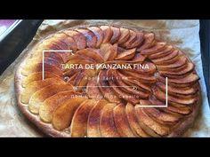 Tarta de Manzana Fina   Apple Tart Fine