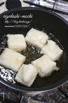 基本の和食・揚げ出し餅。 by きよみんーむぅ | レシピサイト「Nadia | ナディア」プロの料理を無料で検索