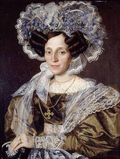 1832 Antonín Machek - Barbora Smetanová, mother of Bedřich Smetana