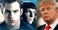 In Viral Post, Entire Star Trek Cast Begs America To Dump Trump And Vote For Hillary (Trek Against Trump) 9.30.16 Good article.