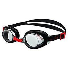 Barracuda Junior Optical Swim Goggle – Corrective Lenses Triathlon Adjustable Nose Piece, Anti-fog UV Protection No-leak Easy adjusting Lightweight Comfortable for Children ages ( (Diopter for both eyes-Black) Best Swimmer, Ebay Usa, Gear S, Ski Goggles, Beach Accessories, Small Faces, Prescription Lenses, Swimming, Children