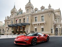 Latest Ferrari, New Ferrari, Claude Lelouch, Porsche, Audi, Hometown Heroes, Monaco Grand Prix, Auto News, Electric Cars