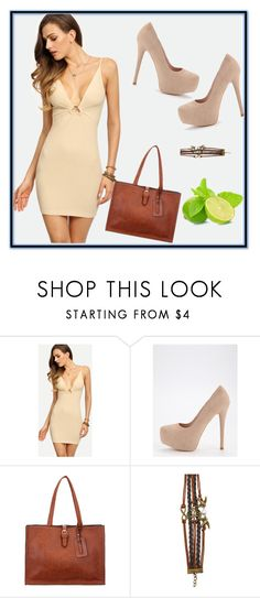 """ROMWE-1/10"" by thefashion007 ❤ liked on Polyvore"
