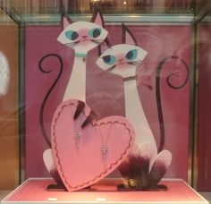 tiffany & co valentine window ⓔⓣⓒ