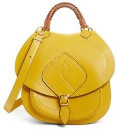 89508cb1283 Maison Margiela Large Bag Slide Leather Saddle Bag Leather Backpack Purse