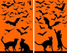 Cats and Bats Double Window Poster WoWindows,http://www.amazon.com/dp/B008PYSPSM/ref=cm_sw_r_pi_dp_1m-zsb1H6QNYF4DK