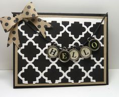 Hello! by redlynny - Cards and Paper Crafts at Splitcoaststampers