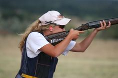 Double trap shooting