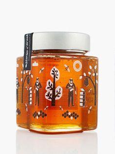 Greek Origins Organic Thyme Honey