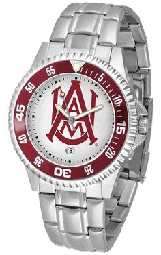 Alabama A&M Bulldogs Competitor Steel Watch