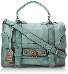 Frye Cameron Small Top Handle Bag~What a beautiful color for spring & summer!