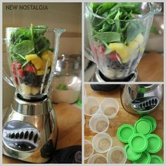New Nostalgia: School Lunch Smoothies