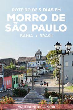 Roteiro de 5 dias em Morro de São Paulo, Bahia, Brasil. Créditos: Nicolas Vollmer / Fonte: Flickr