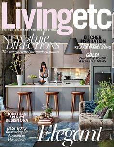 Living Etc Magazine Treat To Myself Every Month Best Interior DesignInterior