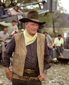 """""""I am miserable when I am not working, the only reason I hate age is that I love this work so much. John Wayne Quotes, John Wayne Movies, Cowboy Films, Marilyn Monroe Portrait, Us Marshals, Hollywood Men, Vintage Hollywood, Actor John, Western Movies"""