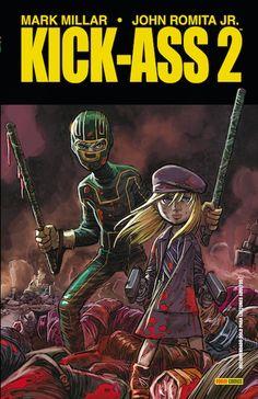 Kick-Ass 2 de Mark Millar y Romita Jr (el bueno!)